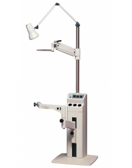 Marco Deluxe 2 Console Ophthalmic Stand with Charging Wells.png