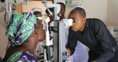 Our Refurbished Equipment Saves Eyes